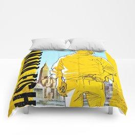 Ash Lynx Banana Fish Comforters