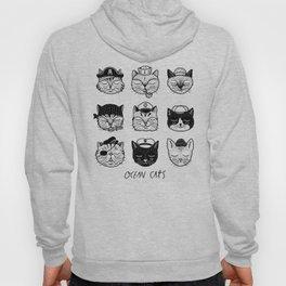 Ocean Cats Hoody