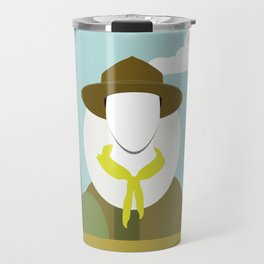 Moonrise Kingdom - Randy Ward (Edward Norton) Travel Mug