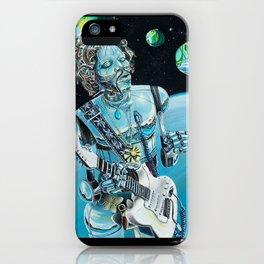 Floataciousgroovy iPhone Case