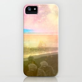 GLASS COAST iPhone Case