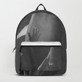 Human Dolphin connection Backpack