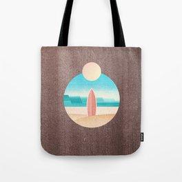 LANDSHAPES / Surfers Paradise Tote Bag