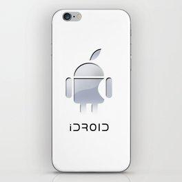iDroid iPhone Skin