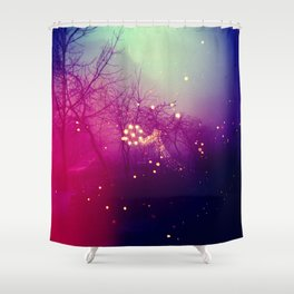 Lustro Shower Curtain