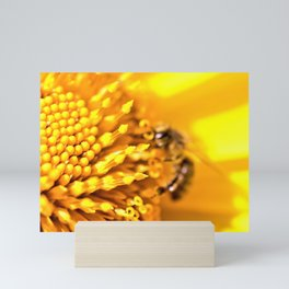 Save the Bees by Reay of Light Mini Art Print