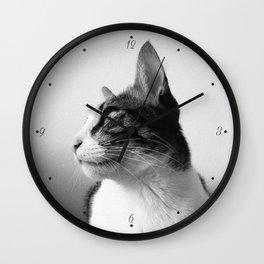 Thats my Cat !! 05 Wall Clock