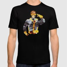 Polygon Heroes - Cyclops Mens Fitted Tee Black MEDIUM