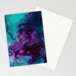Nebulous Cropped Stationery Cards