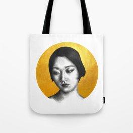 Silent Siren, Nasty Woman: Anna May Wong Tote Bag