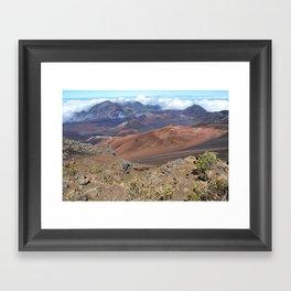 Haleakalā 3 Framed Art Print