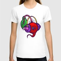 fat T-shirts featuring Fat Beets by Artistic Dyslexia