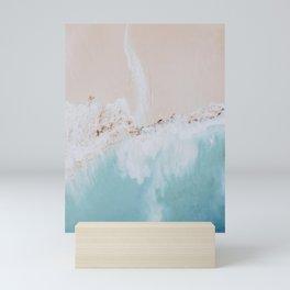 seashore iv / bali, indonesia Mini Art Print