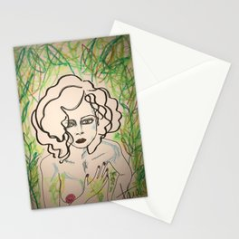 "Hedy in ""Ecstasy"" Stationery Cards"