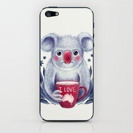 I♥Australia iPhone Skin