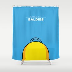 Homer Simpson Shower Curtain