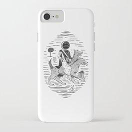 Tapelkap iPhone Case