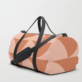 Cleo Pattern - Sunset Duffle Bag