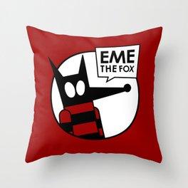 EME - Color Throw Pillow