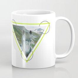 Equus caballus Coffee Mug