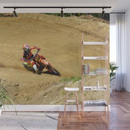 Turning Point Motocross Champion Race Wall Mural