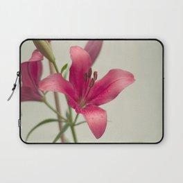 Morning Flower Laptop Sleeve