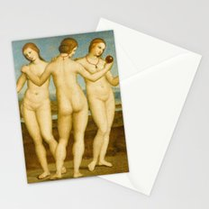 Raphael - The Three Graces Stationery Cards