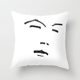 her #5 Throw Pillow