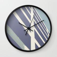 building Wall Clock