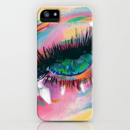 JUST A FANTASY iPhone Case