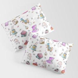 Alice in Wonderland Pillow Sham