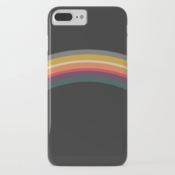 one day – prismatic (can pair with bonfire) iPhone Case