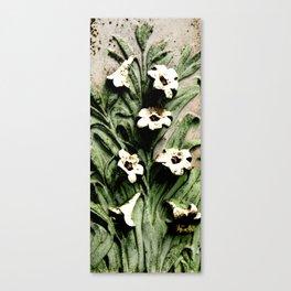 Calla Lilies in Color Canvas Print