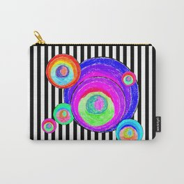 My inner secret geometry | by Elisavet #society6 Carry-All Pouch