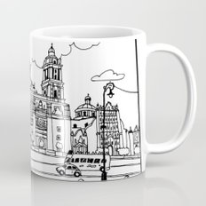 Mexico City´s cathedral Coffee Mug