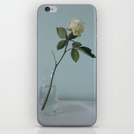 A Single Flower iPhone Skin