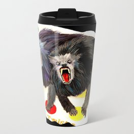Werewolves with a Twist Travel Mug