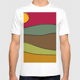 Sunny Hills T-shirt