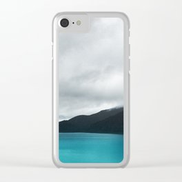 The Waters And The Wild Clear iPhone Case