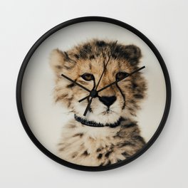Little panthere! but so cute Wall Clock