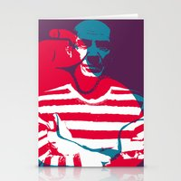 picasso Stationery Cards featuring Picasso by Art Pop Store