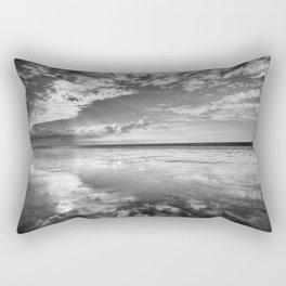 Berrow Beach Rectangular Pillow
