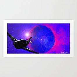 Planetfall Art Print
