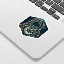 Moon Keeper Sticker