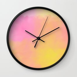 Summer is coming 6 - Unicorn Things Collection Wall Clock