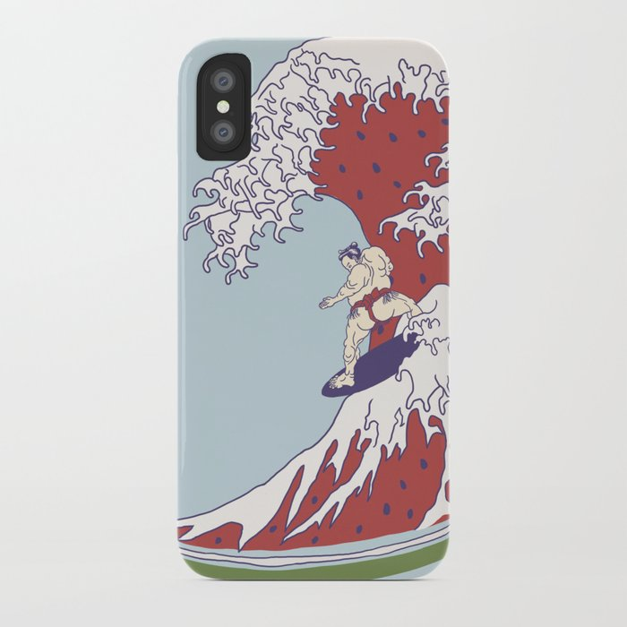 Summer Style iPhone Case