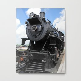 475 Locomotive Metal Print