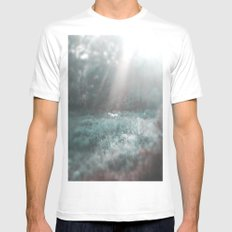 Pale Horse 2 Mens Fitted Tee White MEDIUM