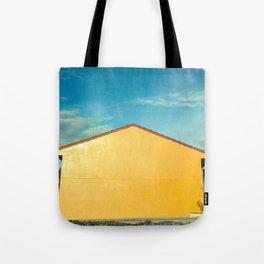 Yellow (amarillo) Tote Bag