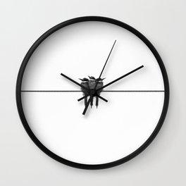 birds of a feather #society6 #decor #buyart Wall Clock